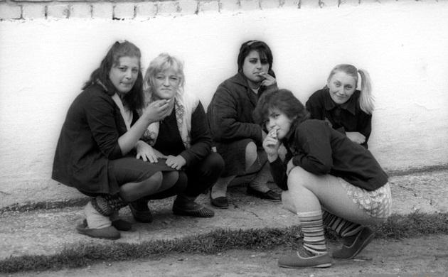 ковырялки в женской тюрьме - 4